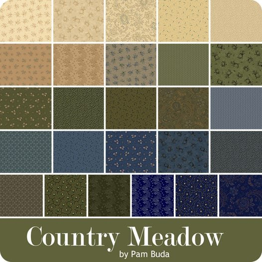 Country Meadow Collection by Pam Buda