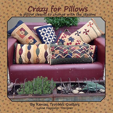 Crazy for pillows