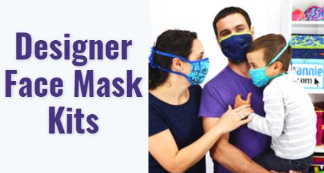 Designer Face Mask Kits