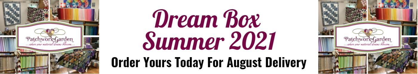 Dream Box Summer 2021
