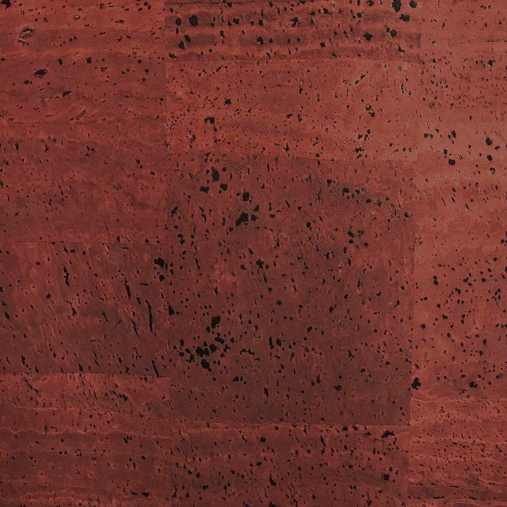 Surface Brick Red Cork