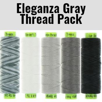 Eleganza Gray Thread Pack
