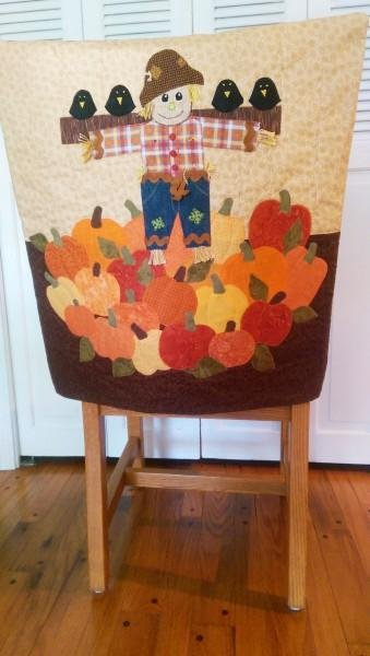 Fall Chair Cover