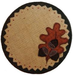Fall Woolies Leaf