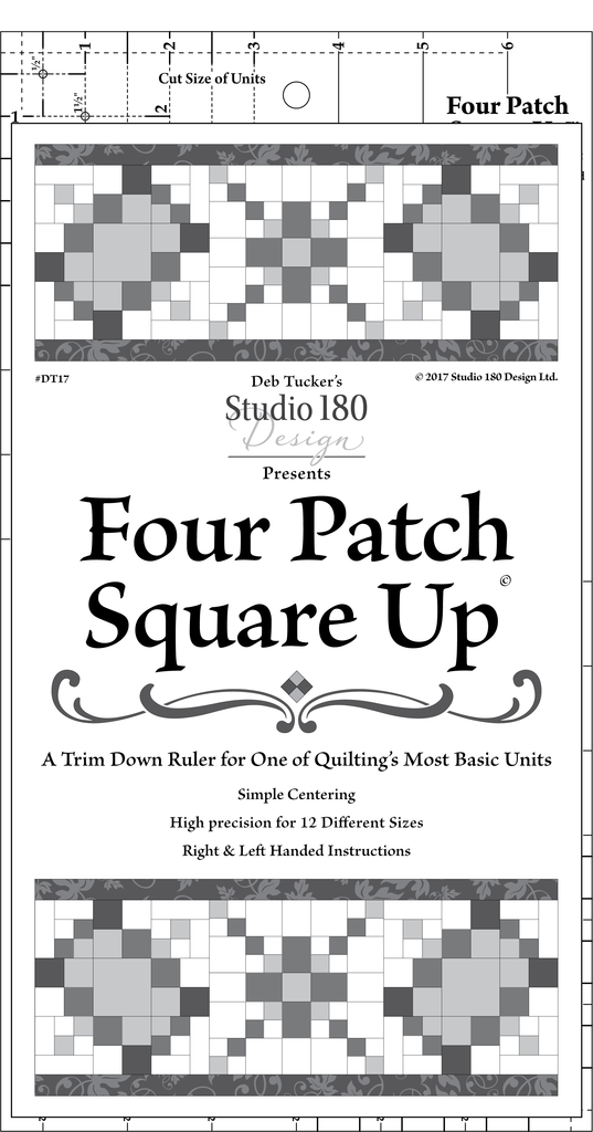 4 patch square up