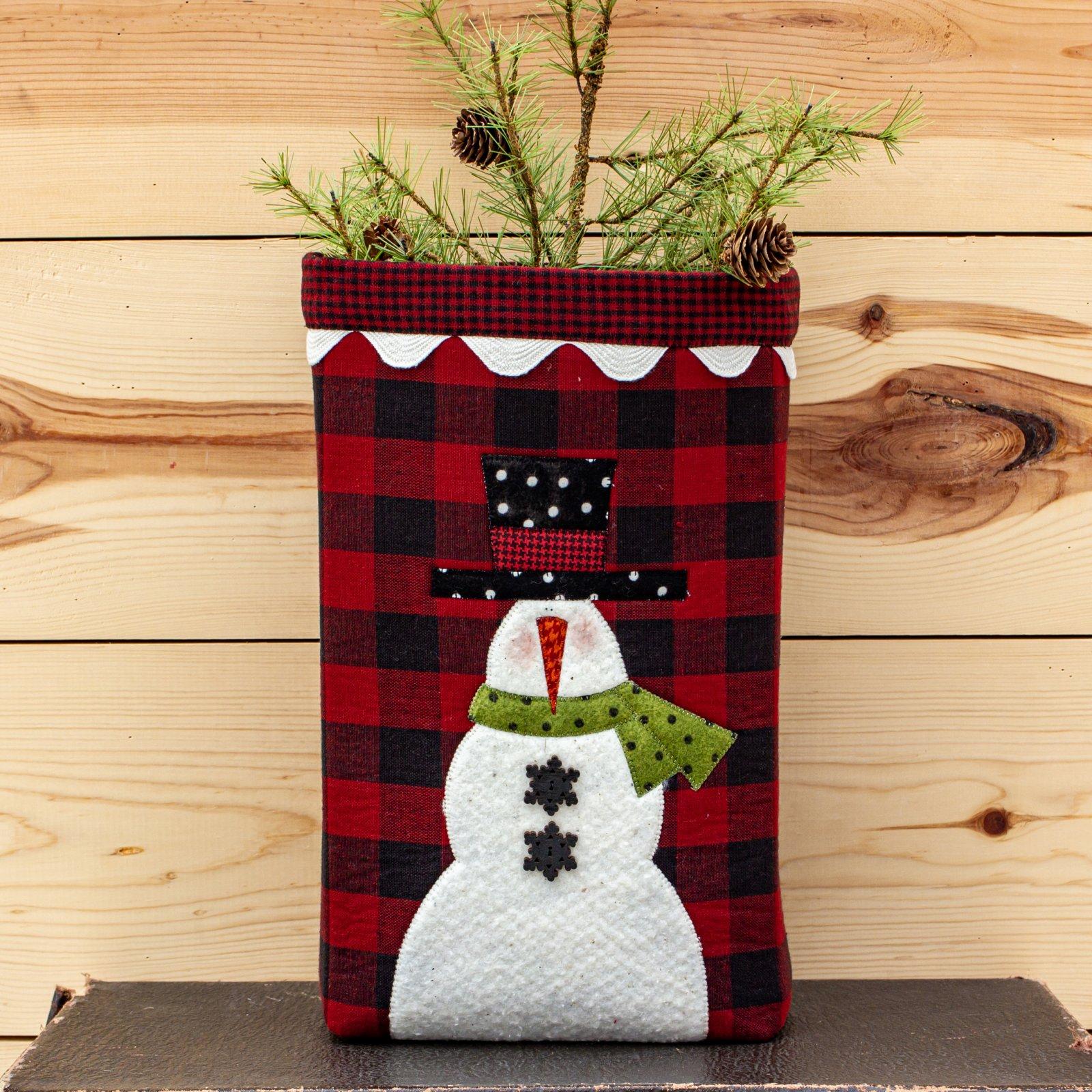 Frosty Flake Gift Bag Kit