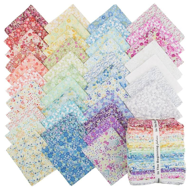 Garden Delights II Fat Quarter Bundle