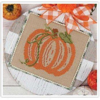 Hey Pumpkin Cosmo Floss Kit