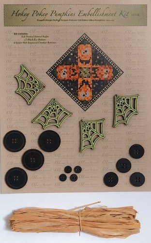 Hokey Pokey Embellishment Kit