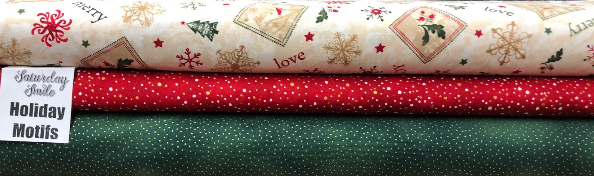 Holiday Motifs 3-Yard Kit