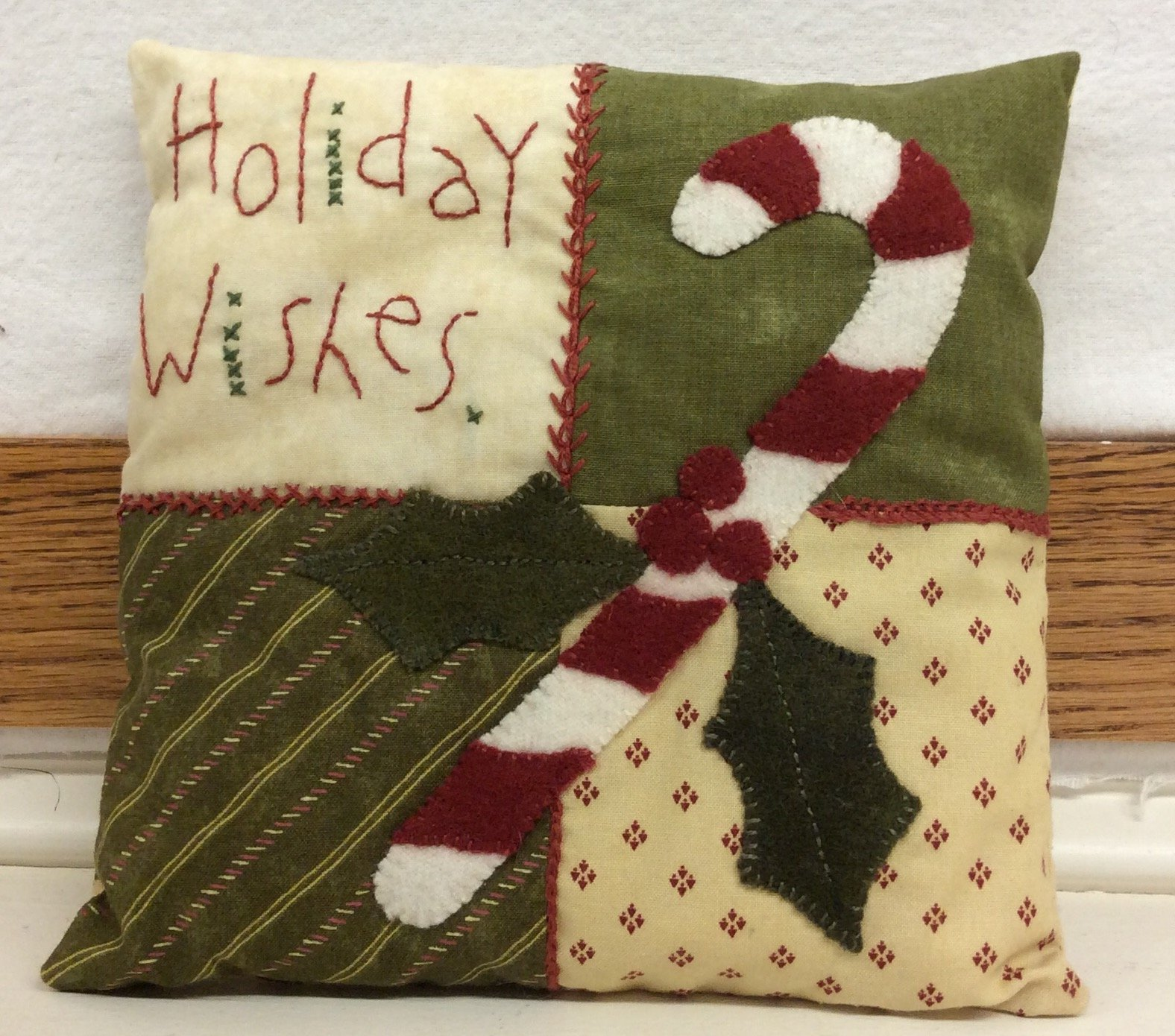 Holiday Wishes With Wool