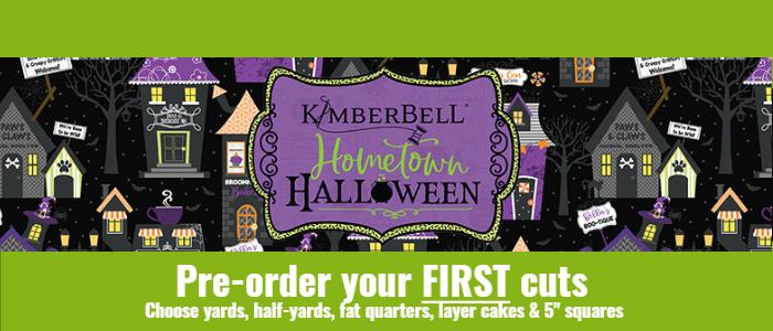 Hometown Halloween Preorder First cuts