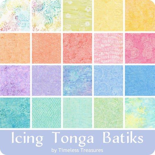 Tonga Treats Icing