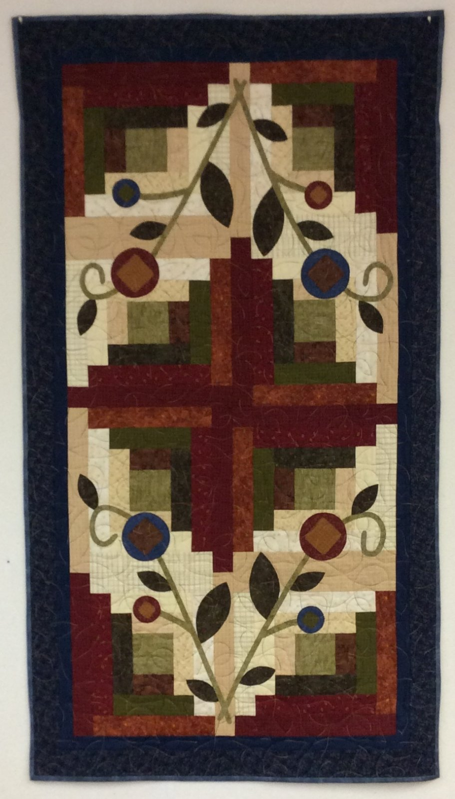 Hip to be Square Quilt Kit -- PGK