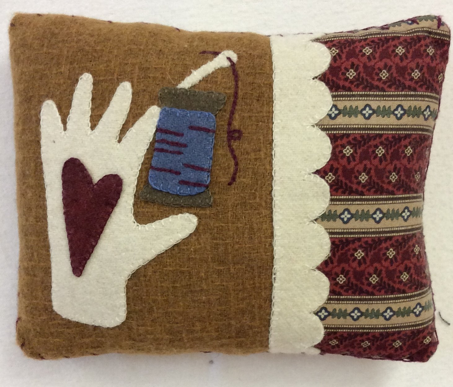 Heart and Hand Buttermilk Basin -- PGK
