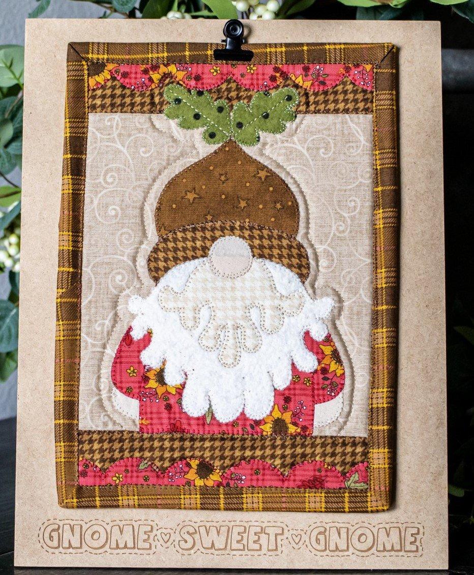 Gnome Sweet Gnome Clipboard