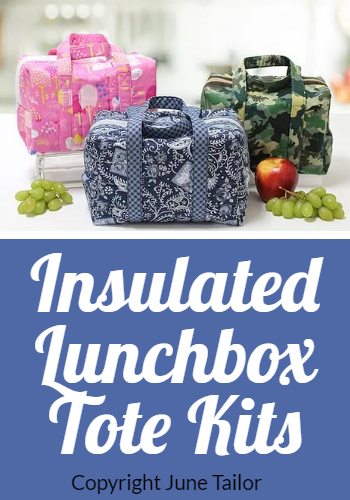 Insulated lunchbox tote
