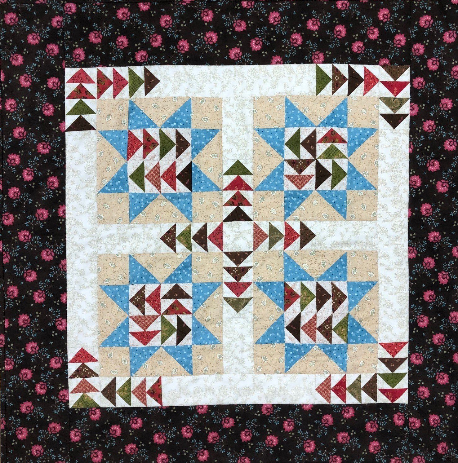 iTTY bITTY gEESE quILT