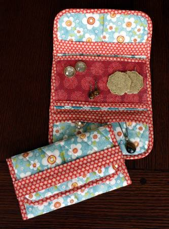 Jewelry Travel Wallet