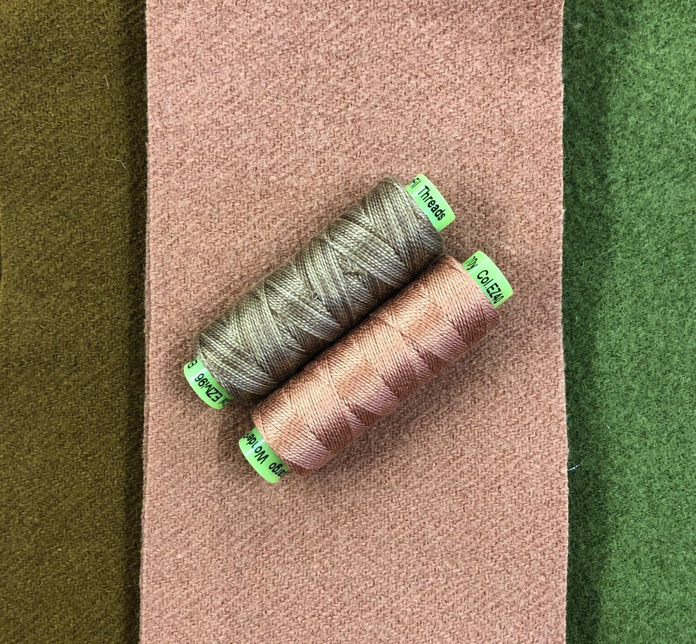Rose Thread & Wool Bundle