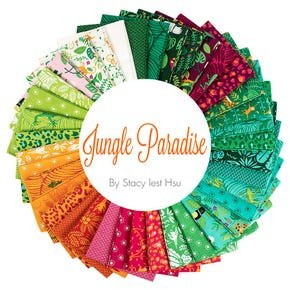 Jungle Paradise Cutie Pack - 16 Pieces