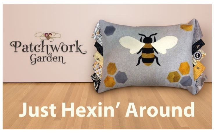 Just Hexin' Around Pillow Kit