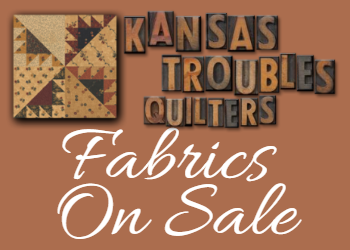 Kansas Troubles Fabrics on Sale