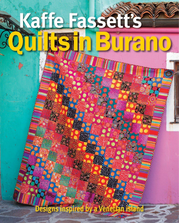 Kaffe Fasett Quilts In Burano