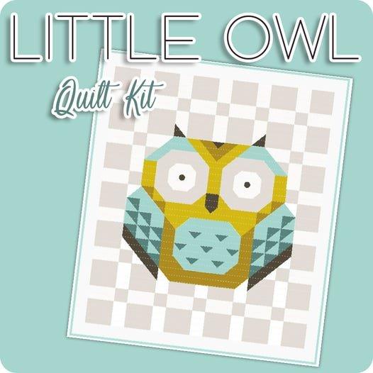 Little Fox Quilt Kit