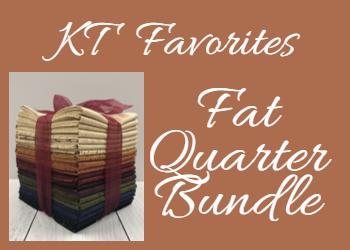 Kansas Troubles Favorites Fat Quarter Bundle