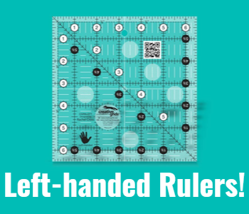 Left Handed RUlers