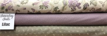 Lilac 3-Yard Quilt