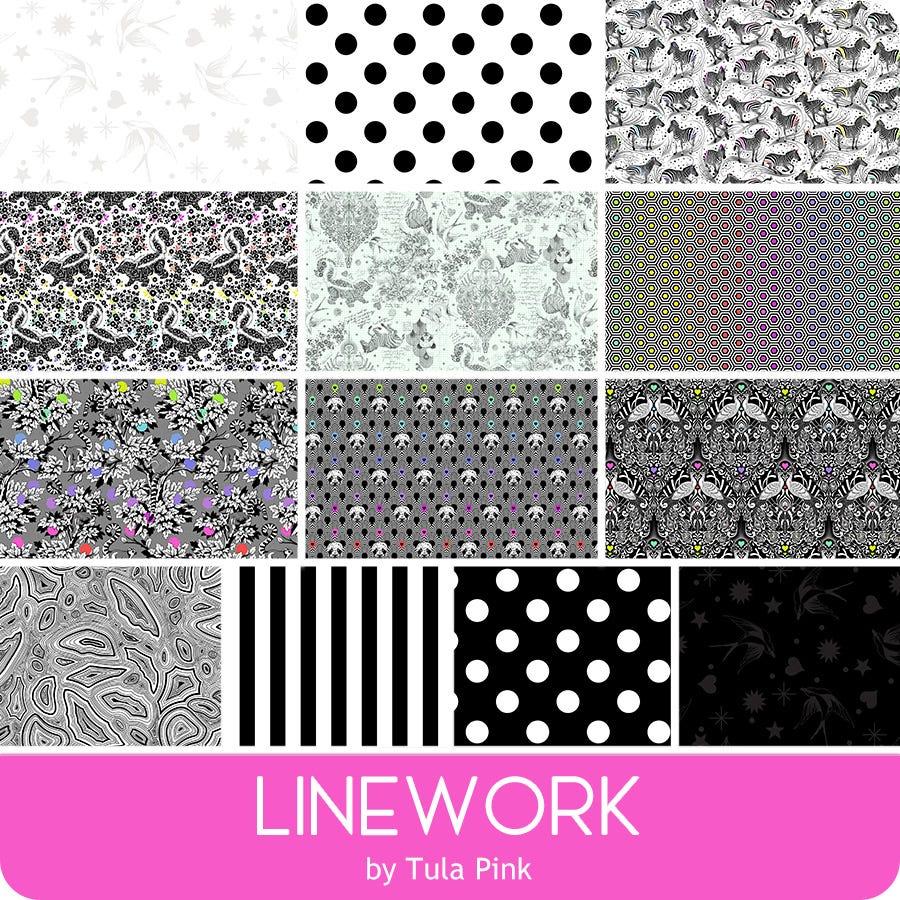 Linework Fat Eight Pack