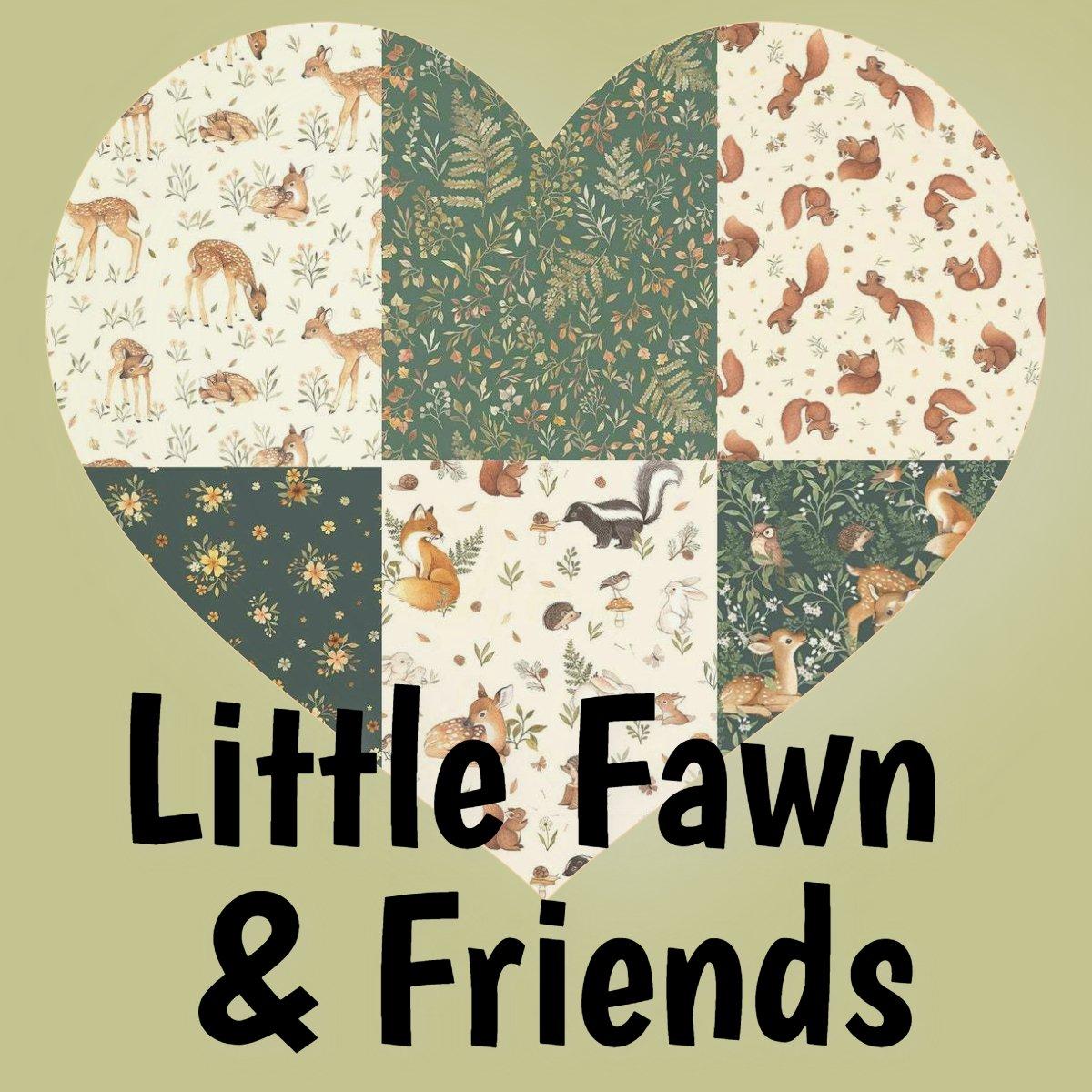 Little Fawn & Friends