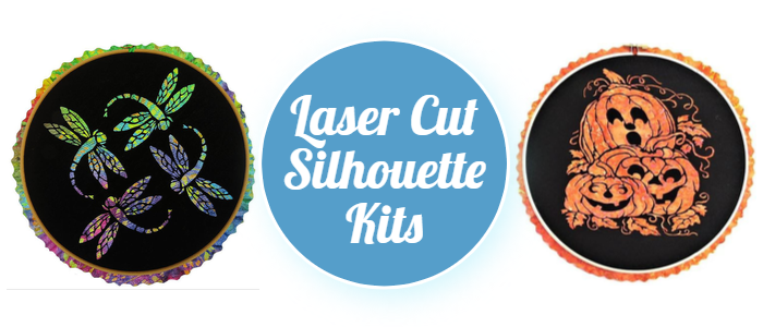 Laser Cut Silhouette Kits