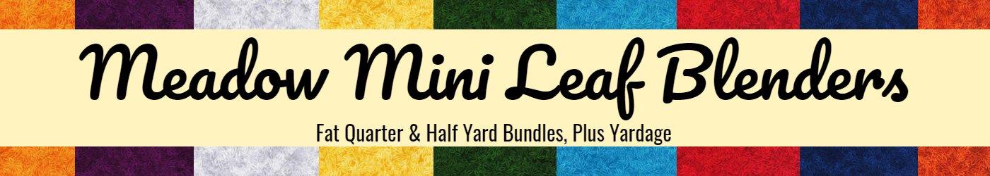 Mini Leaf Blenders