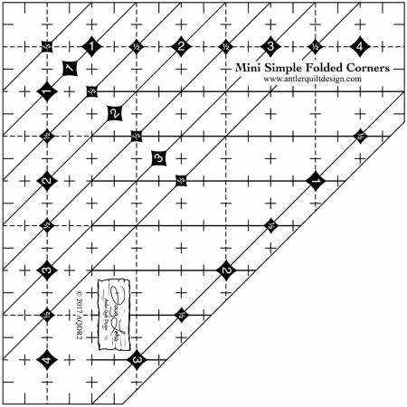 Mini Simple Folded Corners