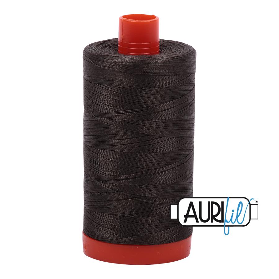 Aurifil Cotton Mako 50 Wt. Thread
