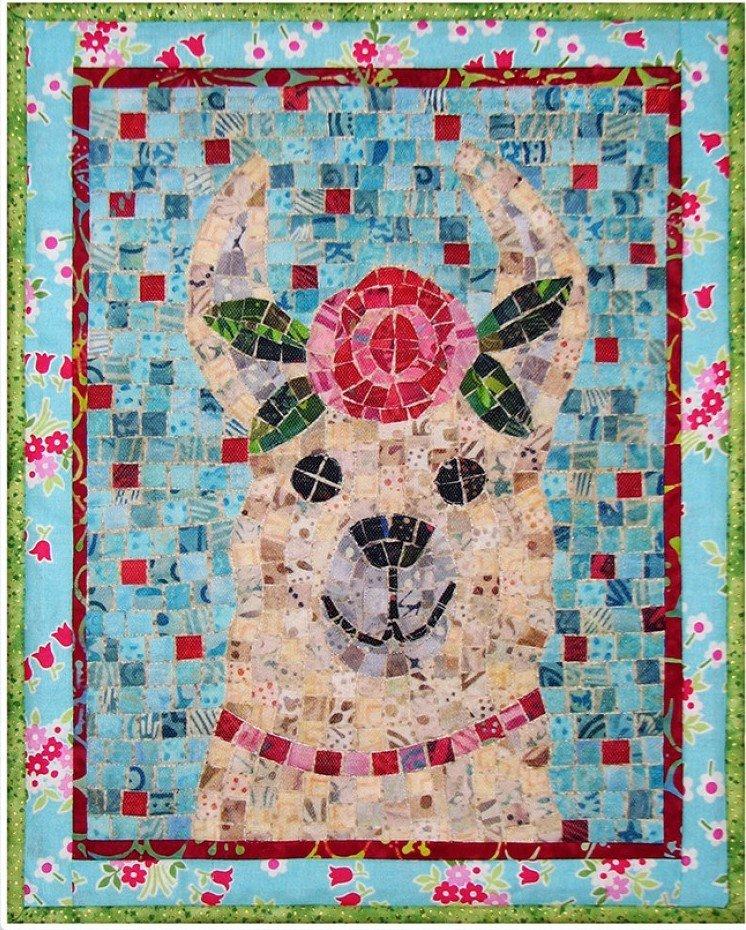 Llama Mini Mosaic
