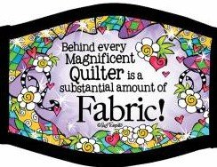 Magnificent Quilter Face Mask