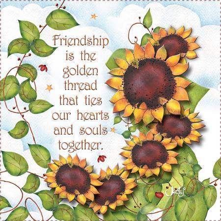 Sunflower Friendship