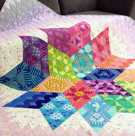 Nebula Block of the Month