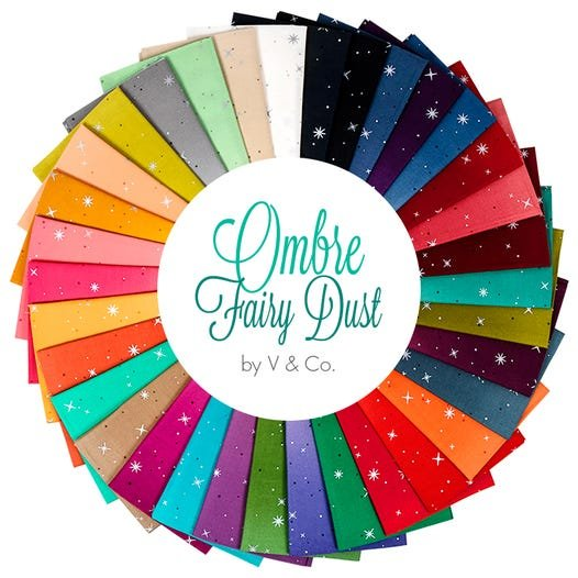 Ombre Fairy Dust