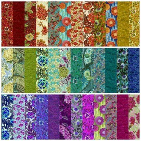 Pastiche Fabric Collection 2 1/2 strips