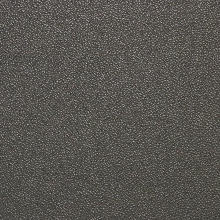 Charcoal Pebble Faux Leather - 1/2 yard cut