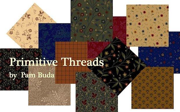 Primitive Threads by Pam Buda