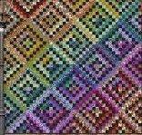Prismatic Quilt -- PGK