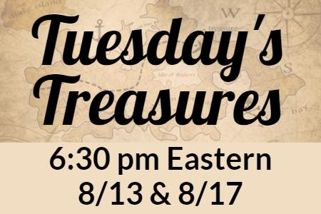 Tuesday's Treasures