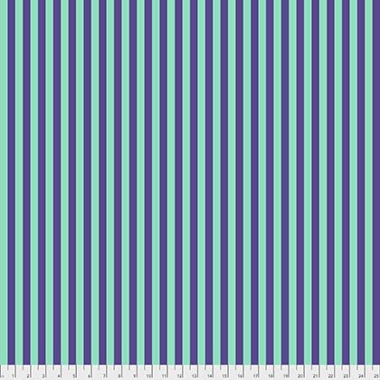 All Stars Tent Stripe Iris by Tula Pink