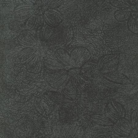 Jinny Beyer's Quilters Palette Floral Etch Smoke